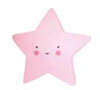 Pink Star Light