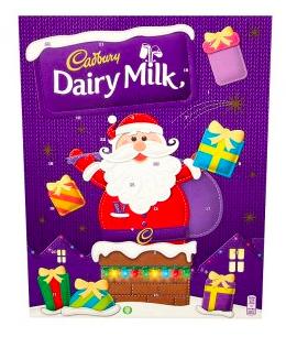 5. Cadbury's Dairy Milk
