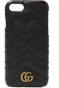 Gucci heart iphone cover